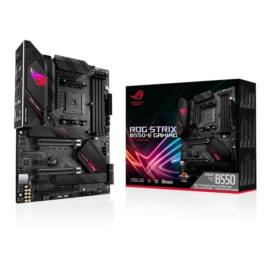 ASUS ROG STRIX B550-E GAMING AMD B550 SocketAM4 ATX alaplap