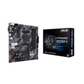 ASUS PRIME B550M-K AMD B550 SocketAM4 mATX alaplap