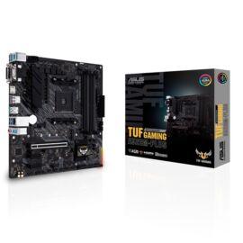 ASUS TUF GAMING A520M-PLUS AMD A520 SocketAM4 mATX alaplap