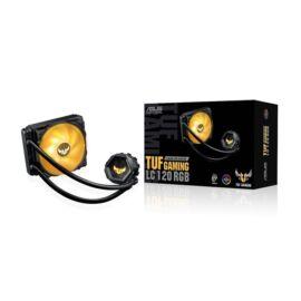ASUS TUF GAMING LC 120 RGB vízhűtéses processzorhűtő