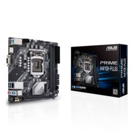 ASUS PRIME H410I-PLUS Intel H410 LGA1200 mini-ITX alaplap