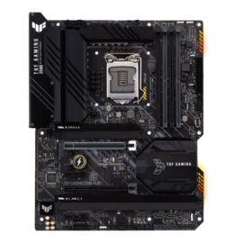 ASUS TUF GAMING Z590-PLUS Intel Z590 LGA1200 ATX alaplap