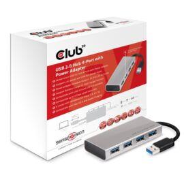 CLUB3D SenseVision USB 3.0  - 4x USB 3.0 HUB