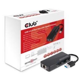 CLUB3D SenseVision USB 3.0 3-Port HUB