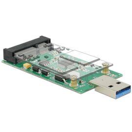 Delock 62681 USB 3.0 A apa > mSATA adapter