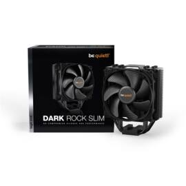 Be Quiet! Dark Rock Slim 120mm Fekete processzor hűtő