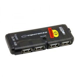 Esperanza EA112 USB 2.0 4-portos HUB