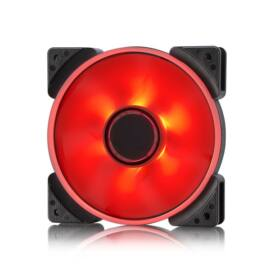 Fractal Design Prisma SL-12 piros ház hűtőventilátor