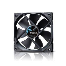 Fractal Design 120mm Dynamic X2 GP-12 fekete ház hűtőventilátor