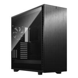 Fractal Design Define 7 XL Fekete sötét ablakos (Táp nélküli) E-ATX ház