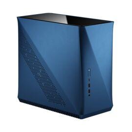 Fractal Design Era ITX Kék ablakos (Táp nélküli) mini-ITX ház
