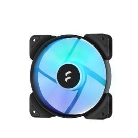 Fractal Design 120mm Aspect 12 RGB PWM fekete ház hűtőventilátor