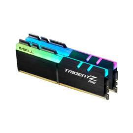 G.Skill 16GB/3200MHz DDR-4 Trident Z RGB (Kit! 2db 8GB) (F4-3200C16D-16GTZR) memória