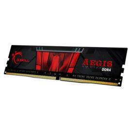 G.Skill 8GB/3000MHz DDR-4 Aegis fekete (F4-3000C16S-8GISB) memória