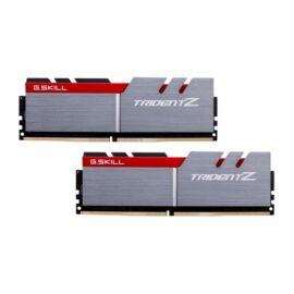 G.Skill 32GB/3200MHz DDR-4 Trident Z (Kit! 2db 16GB) (F4-3200C15D-32GTZ) memória