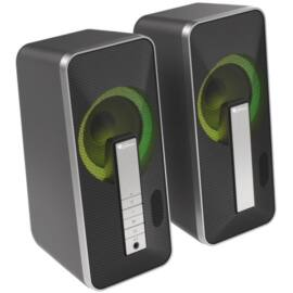 Genesis Helium 100BT 2.0 RGB USB gamer hangszóró