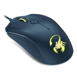 Genius Scorpion M6-400 fekete gamer egér