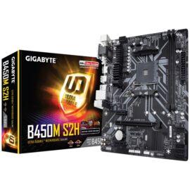 Gigabyte B450M-S2H AMD B450 SocketAM4 mATX alaplap
