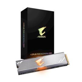 Gigabyte 256GB M.2 2280 AORUS RGB (GP-ASM2NE2256GTTDR) SSD