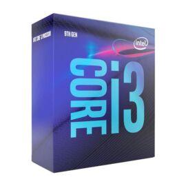 Intel Core i3 3,60GHz LGA1151 6MB (i3-9100) box processzor