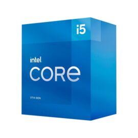 Intel Core i5 2,60GHz LGA1200 12MB (i5-11400) box processzor