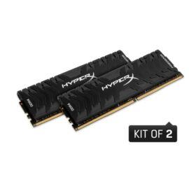 Kingston 16GB/3333MHz DDR-4 HyperX Predator XMP (Kit! 2db 8GB) (HX433C16PB3K2/16) memória