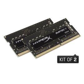 Kingston 64GB/2933MHz DDR-4 HyperX Impact (Kit 2db 32GB) (HX429S17IBK2/64) notebook memória
