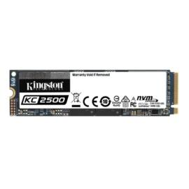 Kingston 1TB M.2 NVMe 2280 KC2500 (SKC2500M8/1000G) SSD