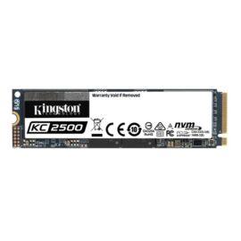 Kingston 2TB M.2 NVMe 2280 KC2500 (SKC2500M8/2000G) SSD