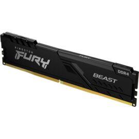 Kingston 16GB/2666MHz DDR-4 1Gx8 FURY Beast Black (KF426C16BB1/16) memória