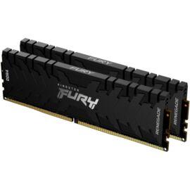 Kingston 32GB/3200MHz DDR-4 (Kit of 2) 1Gx8 FURY Renegade Black (KF432C16RB1K2/32) memória