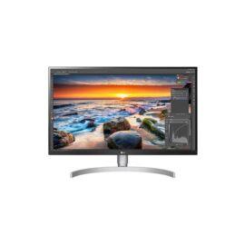 "LG 27"" 27UL850-W 4K IPS HDMI DisplayPort HA Type-C  LED fehér monitor"