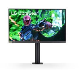 """LG 27"""" 27GN880-B QHD Nano IPS 144Hz 1ms HDR10 gamer monitor"""