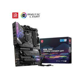 MSI MPG Z590 GAMING CARBON WIFI Intel Z590 LGA1200 ATX alaplap