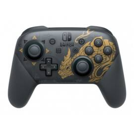 Nintendo Switch Pro Controller Monster Hunter Rise Edition vezeték nélküli kontroller