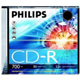 Philips CD-R 52X 700MB nyomtatható lemez