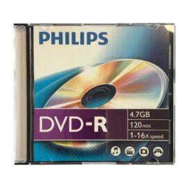 Philips DVD-R 4,7 Gb Írható DVD