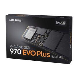 Samsung 500GB NVMe 1.3 M.2 2280 970 EVO Plus (MZ-V7S500BW) SSD