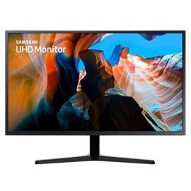 """Samsung 31,5"""" U32J590UQR LED 4K 2HDMI Display port sötétszürke monitor"""
