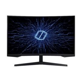 "Samsung 32"" C32G55TQWR LED WQHD HDMI Display port 144Hz ívelt kijelzős monitor"
