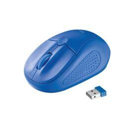 Trust Primo vezeték nélküli kék egér