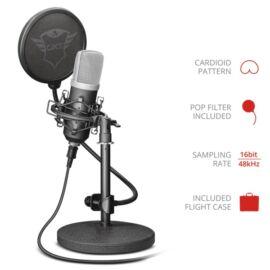 Trust GXT 252 Emita Streaming USB gamer mikrofon