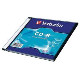 VERBATIM CDV7052V1DL  CD-R DataLife Slim tokos CD lemez