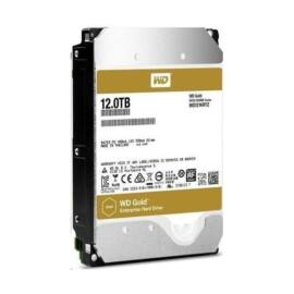 "Western Digital 3,5"" 12000GB belső SATAIII 7200RPM 256MB Gold WD121KRYZ winchester"