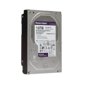 """Western Digital 3,5"""" 10000GB belső SATAIII 7200RPM 256MB PURPLE WD102PURZ winchester 3 év"""