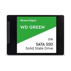 """Western Digital 2000GB SATA3 2,5"""" 3D Green 7mm (WDS200T2G0A) SSD"""