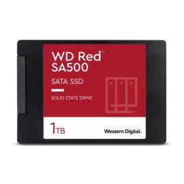 """Western Digital 1000GB SATA3 2,5"""" 3D Red SA500 7mm (WDS100T1R0A) SSD"""