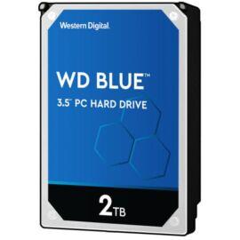 """Western Digital 3,5"""" 2000GB belső SATAIII 7200RPM 256MB Blue advanced format WD20EZBX winchester"""