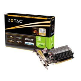 Zotac GeForce GT 730 Zone Edition nVidia 2GB DDR3 64bit  PCIe videokártya