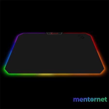 A4-Tech Bloody MP-60R RGB LED világító gamer egérpad
